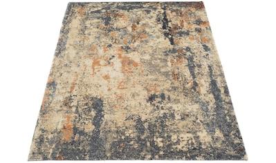 OCI DIE TEPPICHMARKE Teppich »FLORENTINA VALERIA«, rechteckig, 5 mm Höhe, Wohnzimmer kaufen