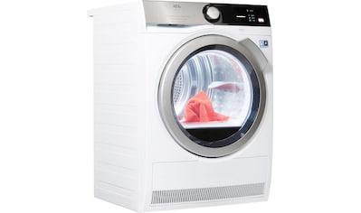 AEG Wärmepumpentrockner »T9DE98685«, mit 3D Scan-Technologie und WiFi Steuerung kaufen