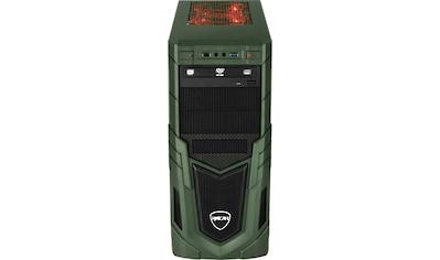 "Hyrican Gaming-PC-Komplettsystem »Military SET02091«, inklusive 24"" Monitor MSI Optix... kaufen"