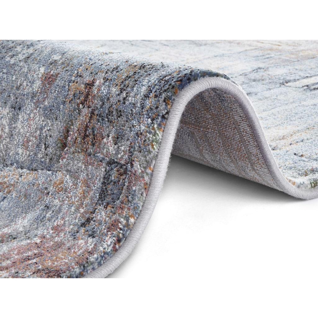 ELLE Decor Teppich »Vernon«, rechteckig, 11 mm Höhe, Wohnzimmer