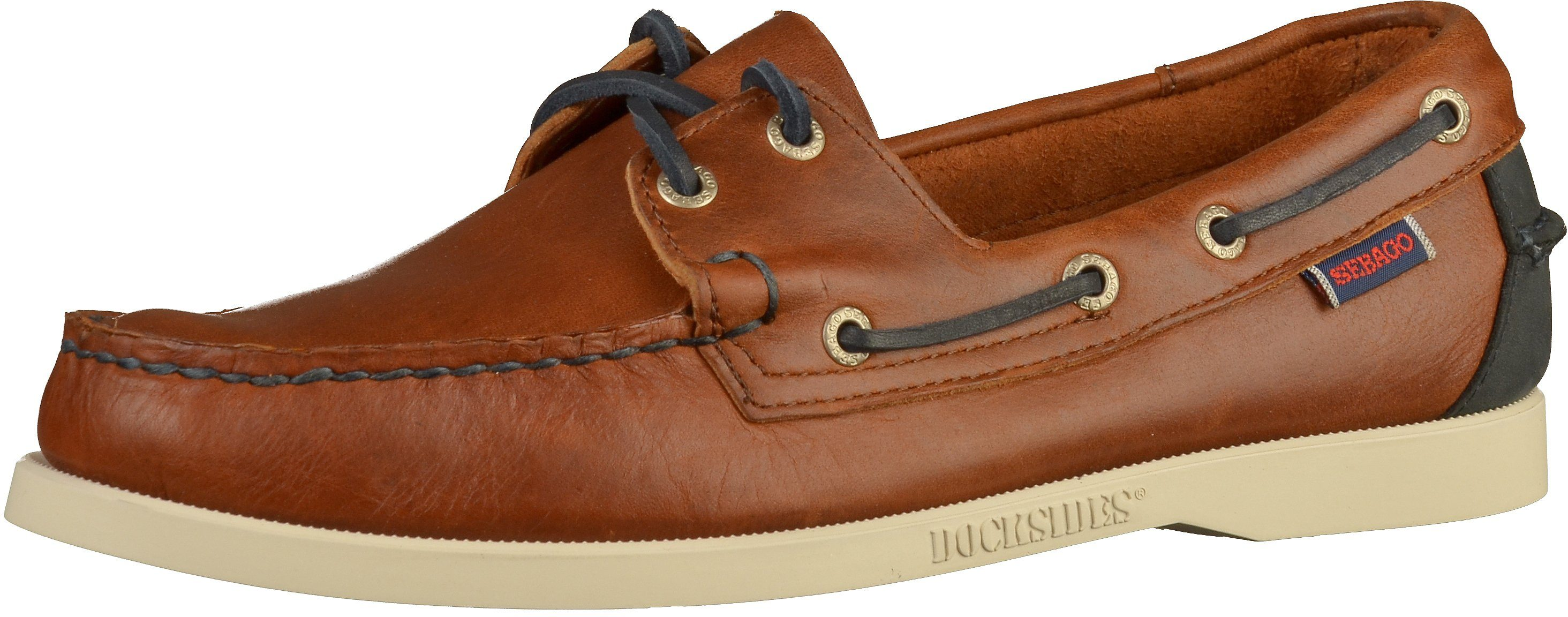sebago -  Bootsschuh Leder