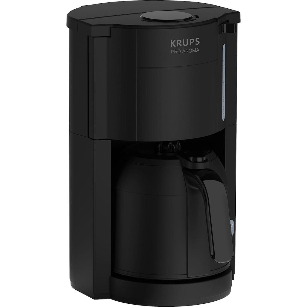 Krups Filterkaffeemaschine »Pro Aroma«, Papierfilter