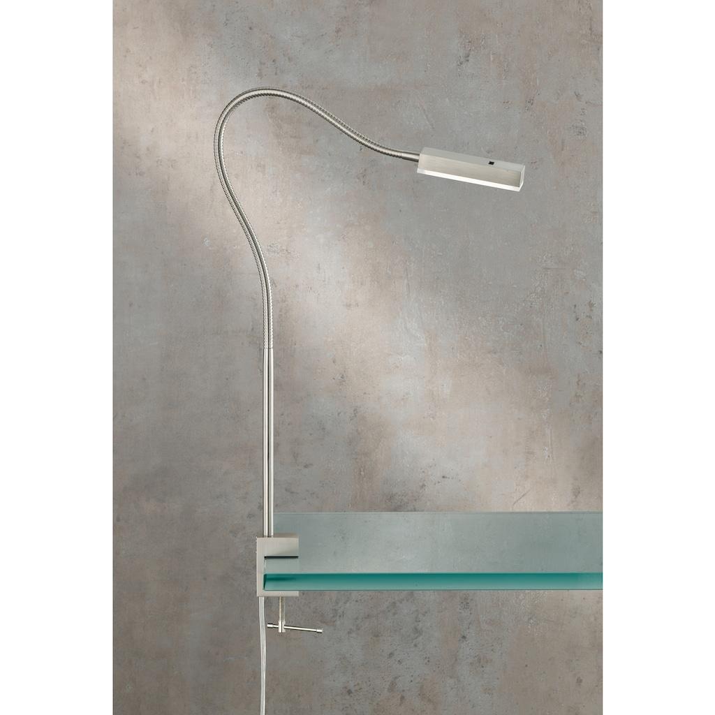 FISCHER & HONSEL LED Klemmleuchte »Raik«, LED-Modul, Warmweiß