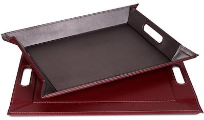 freeform Tablett, (1 tlg.), mit Doppelfunktion, 35 x 45 cm kaufen