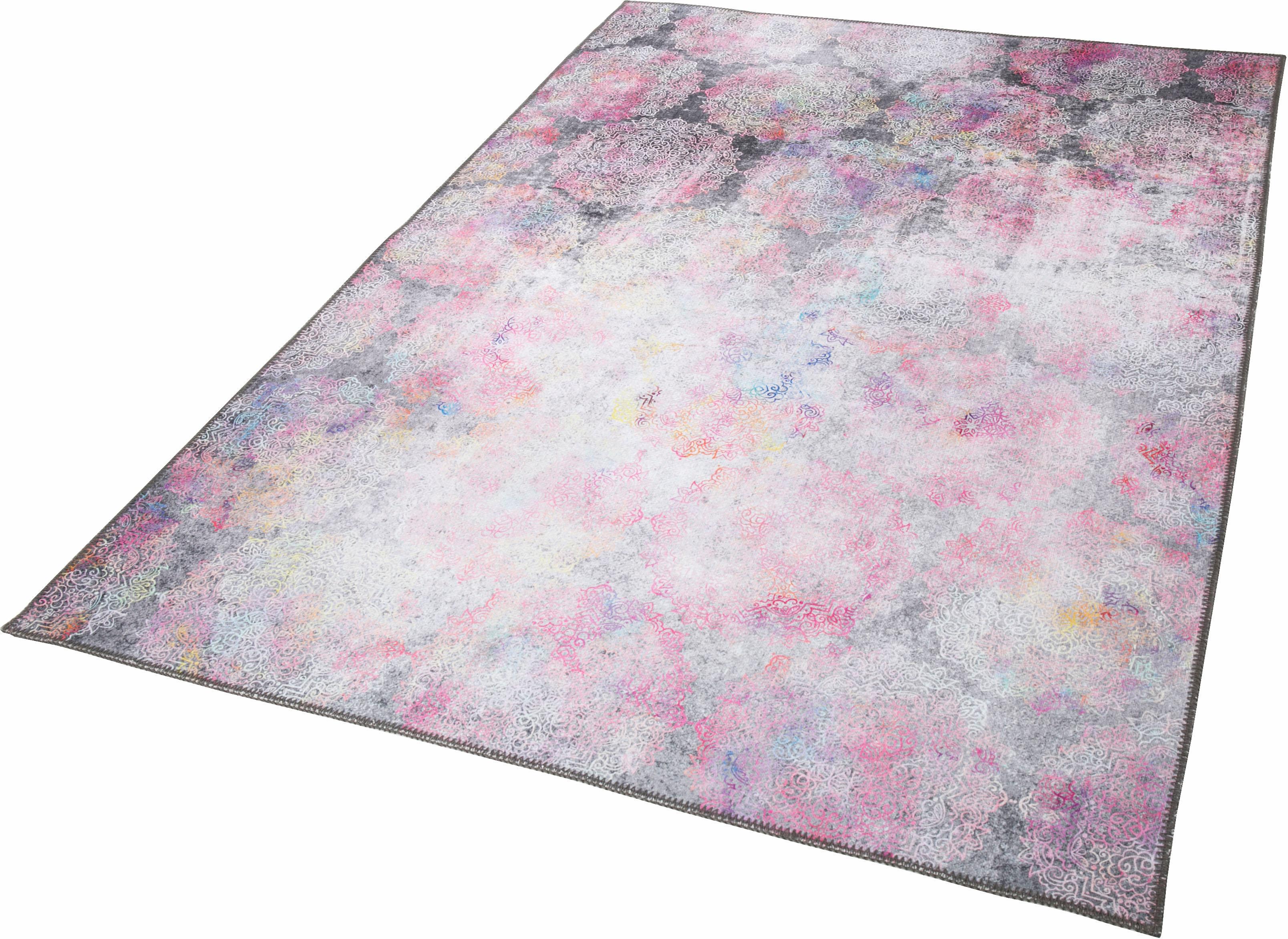 Teppich Unique 1 LUXOR living rechteckig Höhe 4 mm maschinell gewebt