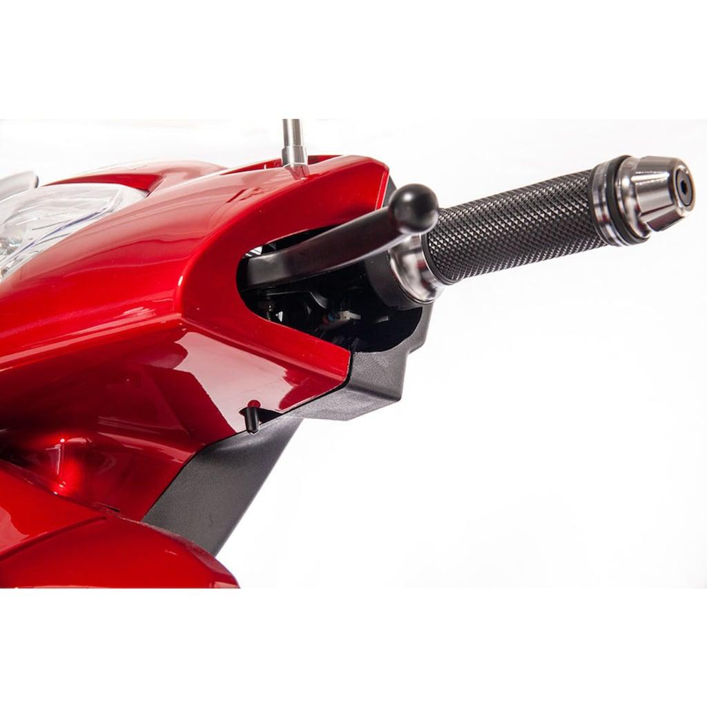 GreenStreet Elektromobil »E-Mover«, 800 W, 20 km/h, inkl. Topcase