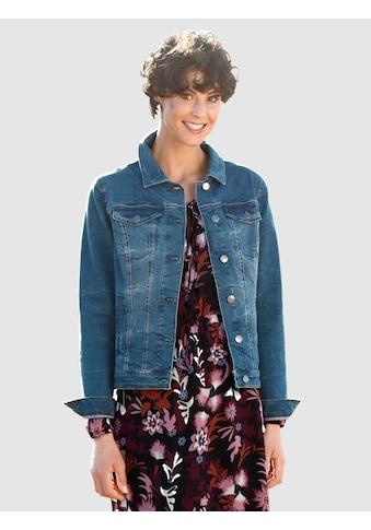 Dress In Jeansjacke, mit angesagten Wascheffekten kaufen