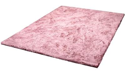 Dekowe Hochflor-Teppich »Robin«, rechteckig, 30 mm Höhe, Kunstfell, Kuschelteppich, Wohnzimmer kaufen