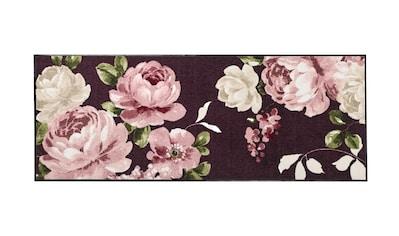 Fußmatte ROSES waschbar kaufen