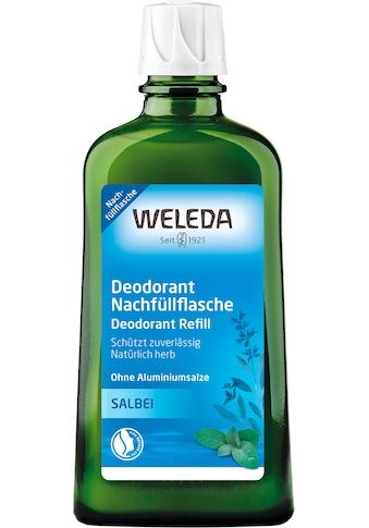 WELEDA Deo-Spray »Salbei«, Nachfüllflasche kaufen
