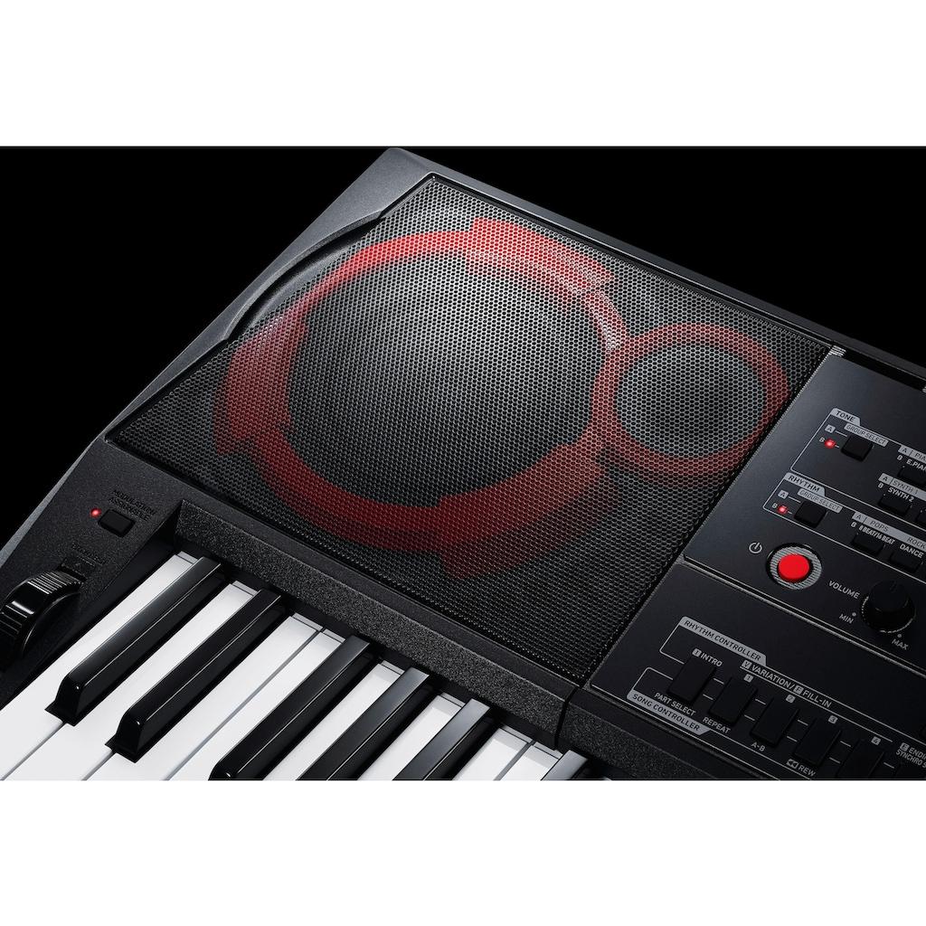 CASIO Keyboard »CT-X5000«, inklusive Keyboardstativ