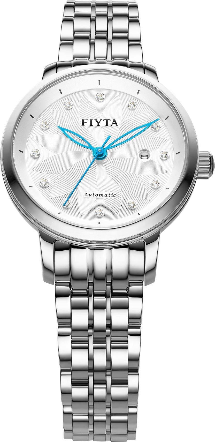 FIYTA Automatikuhr Floriography LA802007WWW | Uhren > Automatikuhren | Fiyta