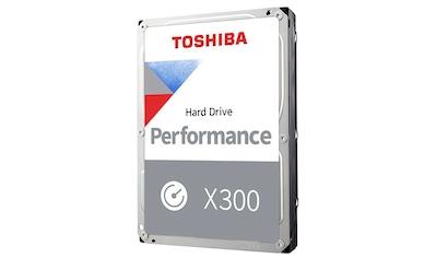 Toshiba HDD-Festplatte »X300 Performance 6TB Kit«, Bulk kaufen