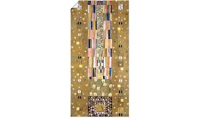 Artland Wandbild »Werkvorlage zum Stocletfries. Schmalwand«, Muster, (1 St.), in... kaufen