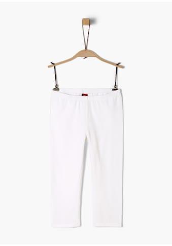 s.Oliver Capri - Leggings_für Mädchen kaufen