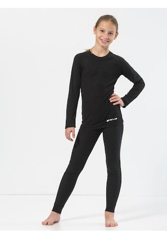 WHISTLER Funktionsshirt »Oppdal«, mit schlichtem Langarmshirt und Tights kaufen