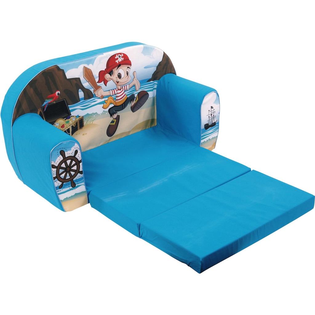 Knorrtoys® Sofa »Pirat«, für Kinder; Made in Europe