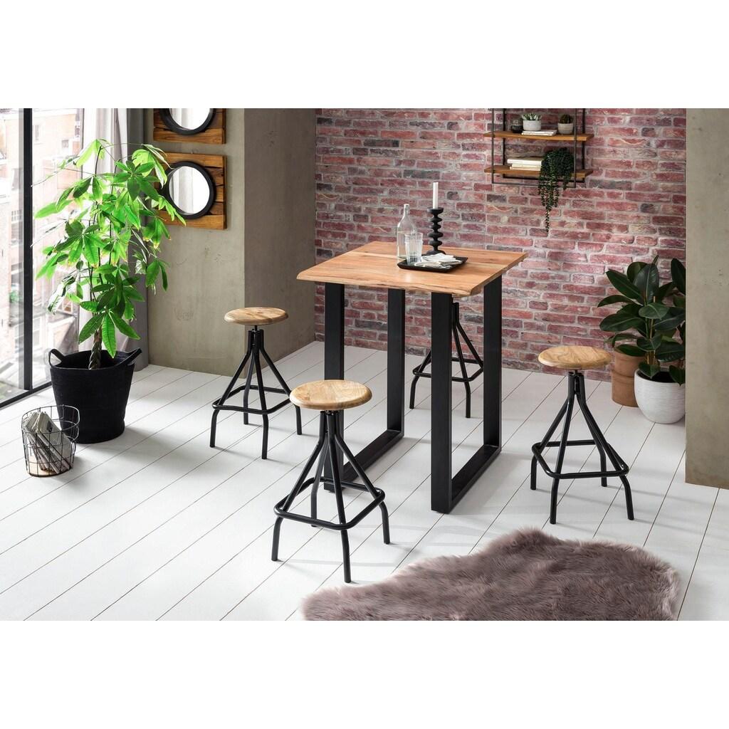 SIT Bartisch »Tops&Tables«, mit Baumkante wie gewachsen