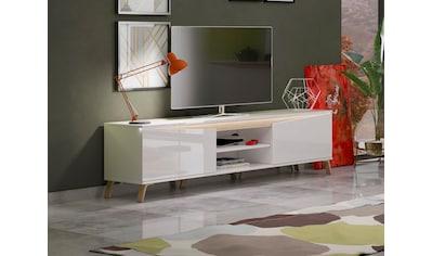 KITALY Lowboard »ALADINO«, Breite 200 cm kaufen