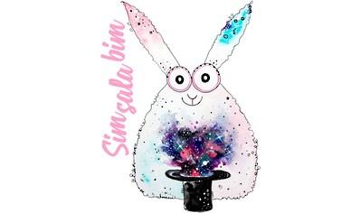 Wandtattoo »Magisches Kaninchen« kaufen