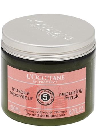L'OCCITANE Haarmaske »Aromachologie Maque Réparateur« kaufen