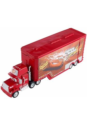 Mattel® Spielzeug-LKW »Disney Cars 3-in-1 Megasprung Mack«, verwandelbar kaufen