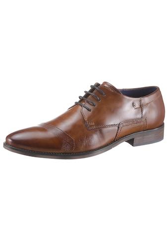 bugatti Schnürschuh »Luano« kaufen