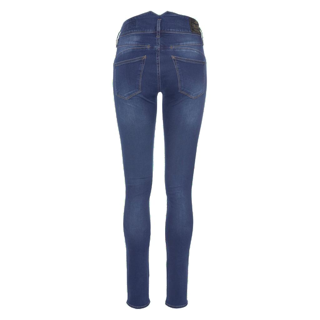 Herrlicher Slim-fit-Jeans »PEARL SLIM«, High Waist