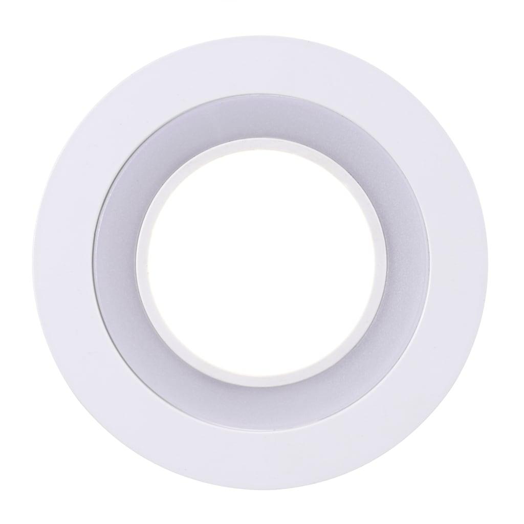 Nordlux LED Einbaustrahler »2er Set Clyde 8 4000k«, LED-Board, Warmweiß, Einbauleuchte mit integriertem Dimmer