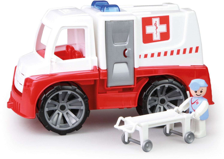 Lena Spielzeug-Krankenwagen Truxx weiß Kinder Ab 2 Jahren Altersempfehlung Spielzeugfahrzeuge