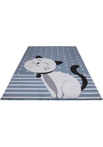 Kinderteppich, »Candy 158«, Festival, rechteckig, Höhe 11 mm, maschinell gewebt kaufen