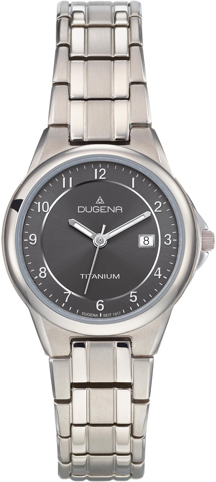 Dugena Titanuhr Gent 4460514   Uhren > Titanuhren   Dugena