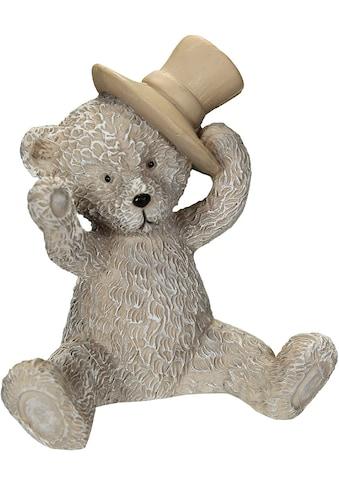 Ambiente Haus Dekofigur »Bär mit Hut 7cm« kaufen