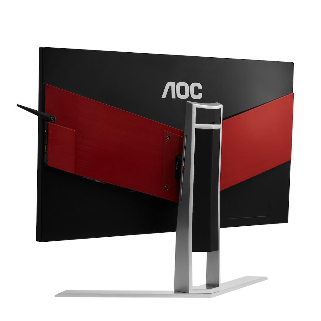 "AOC LCD-Monitor »AGON AG271QG«, 68,6 cm/27 "", 2560 x 1440 px, QHD, 4 ms Reaktionszeit, 165 Hz, inkl. Office-Anwendersoftware Microsoft 365 Single im Wert von 69 Euro"