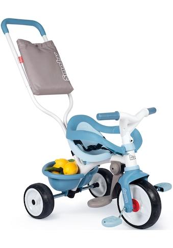 Smoby Dreirad »Be Move Komfort, blau«, Made in Europe kaufen