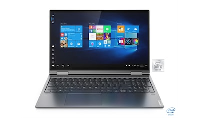 "Lenovo Yoga C740 - 15IML Notebook »39,6 cm (15,6"")Intel Core i7,1 TB,16 GB« kaufen"