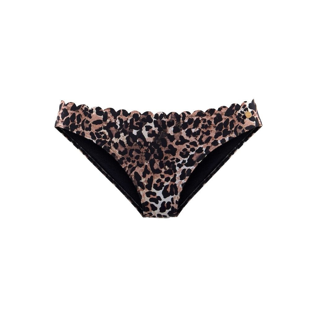 LASCANA Bikini-Hose »Lexa«, Mit Muschelkante