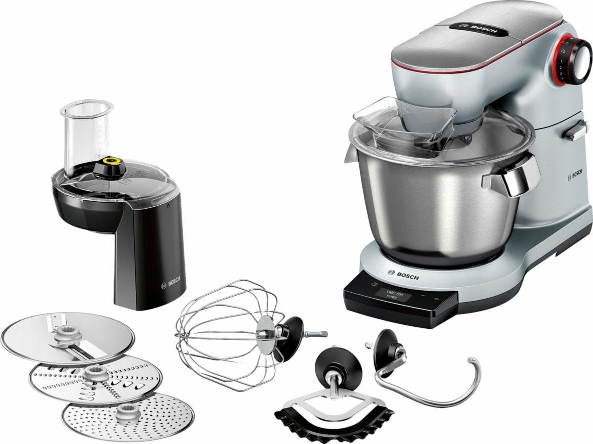 BOSCH Küchenmaschine OptiMUM MUM9DD5S11, 1500 Watt, Schüssel 5,5 Liter  online bestellen | BAUR