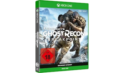 Tom Clancy's Ghost Recon Breakpoint Xbox One kaufen
