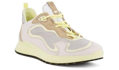 Ecco Sneaker »ST.1«, in trendiger Optik kaufen