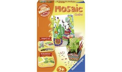 Ravensburger Kreativset »Mosaic, Cactus«, Made in Europe kaufen
