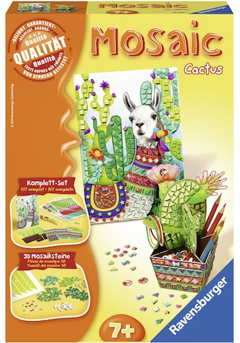 "Ravensburger Kreativset ""Mosaic, Cactus"" kaufen"