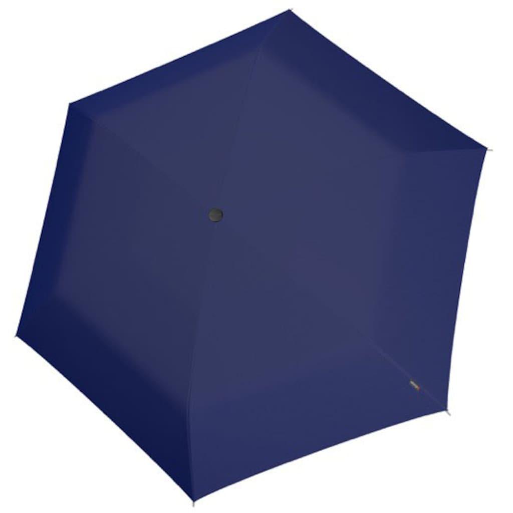Knirps® Taschenregenschirm »US.050 Ultra Light Navy«