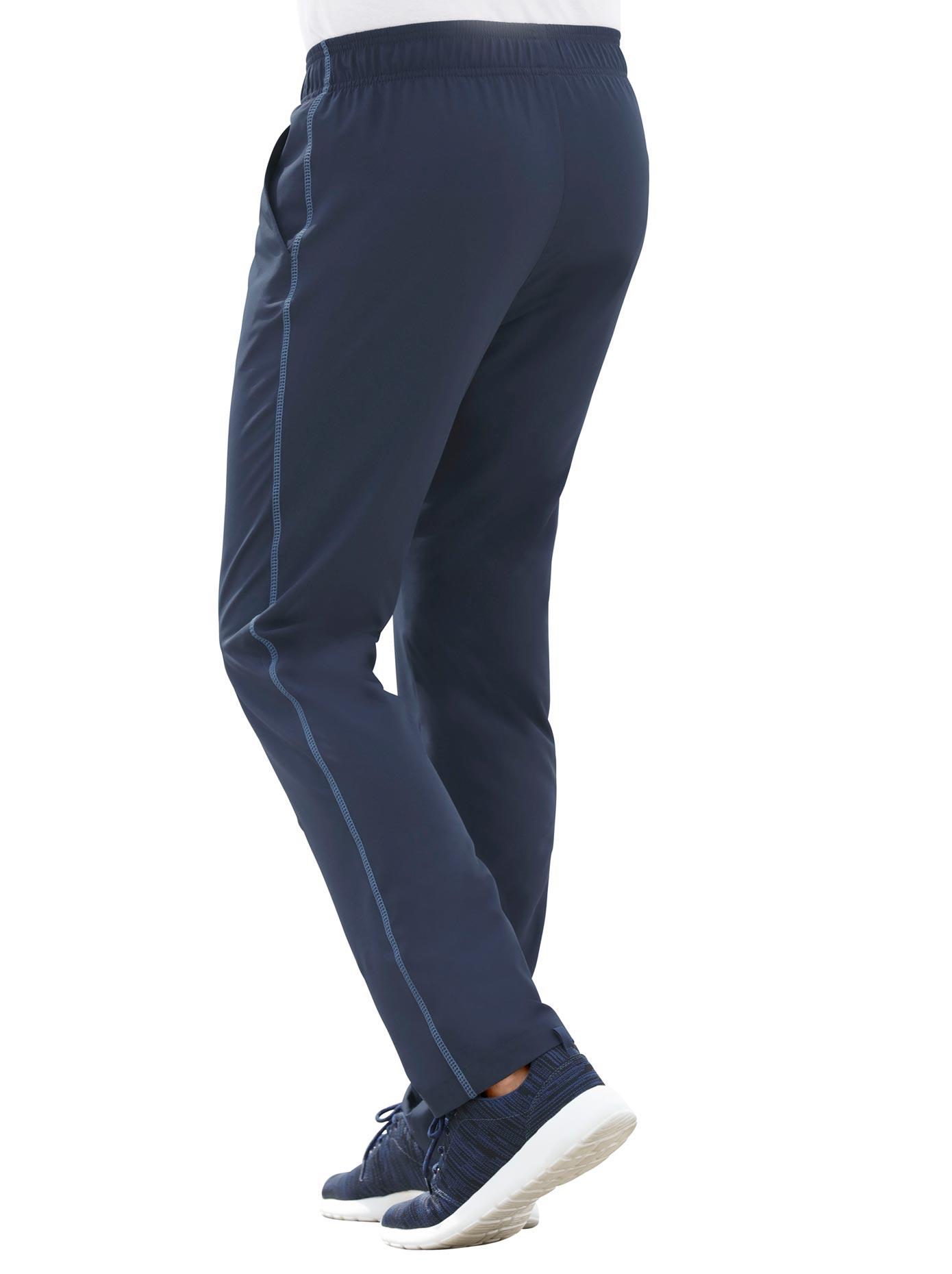 Classic Freizeithose mit breitem Rundum-Dehnbund | Sportbekleidung > Sporthosen > Sonstige Sporthosen | Blau | Classic