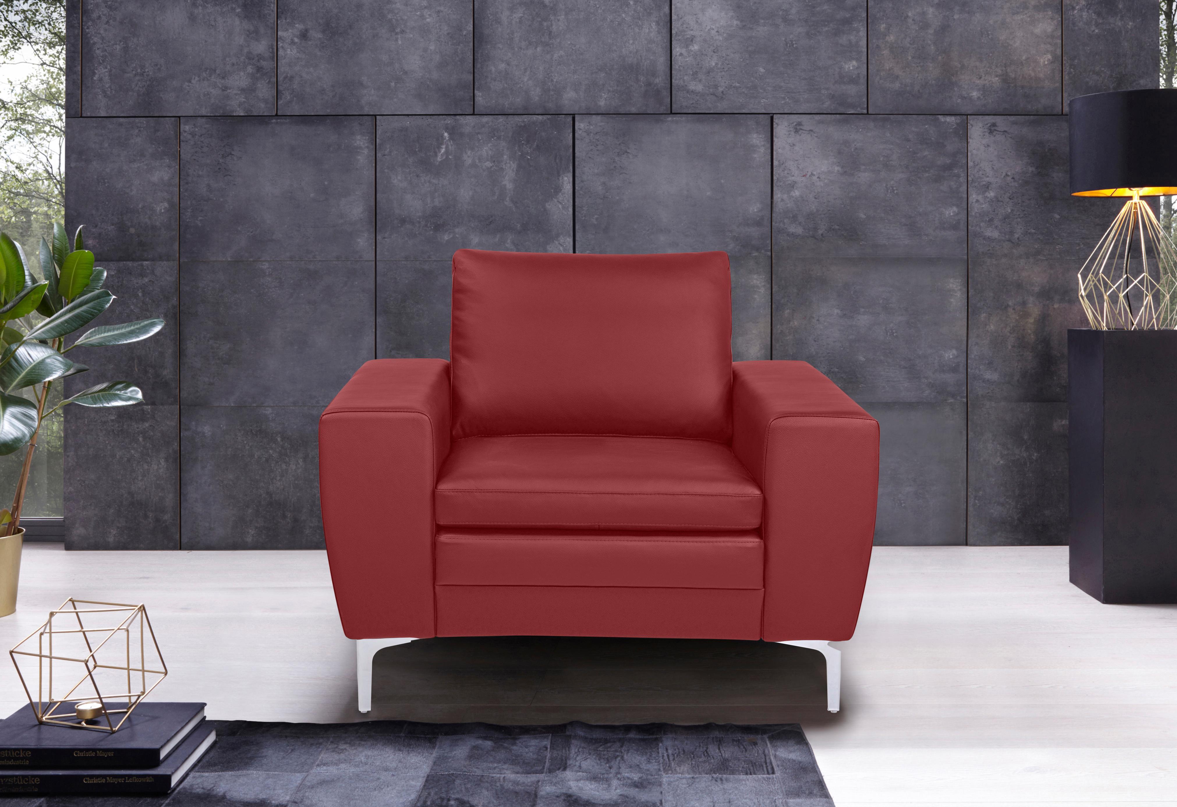 Places of Style Sessel Twigo in Echleder mit hohem Sitzkomfort