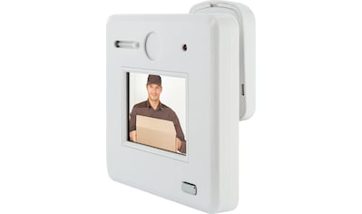 SCHWAIGER Digitaler und optischer Türspion mit HD Bild kaufen