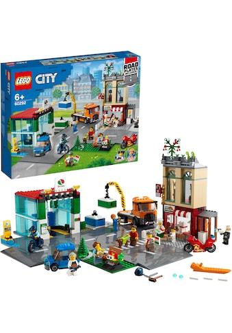 """LEGO® Konstruktionsspielsteine """"Stadtzentrum (60292), LEGO® City Community"""", (790 - tlg.) kaufen"""