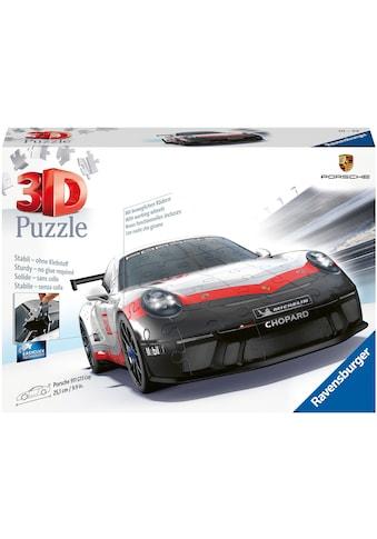Ravensburger 3D-Puzzle »Porsche GT3 Cup«, Made in Europe, FSC® - schützt Wald - weltweit kaufen
