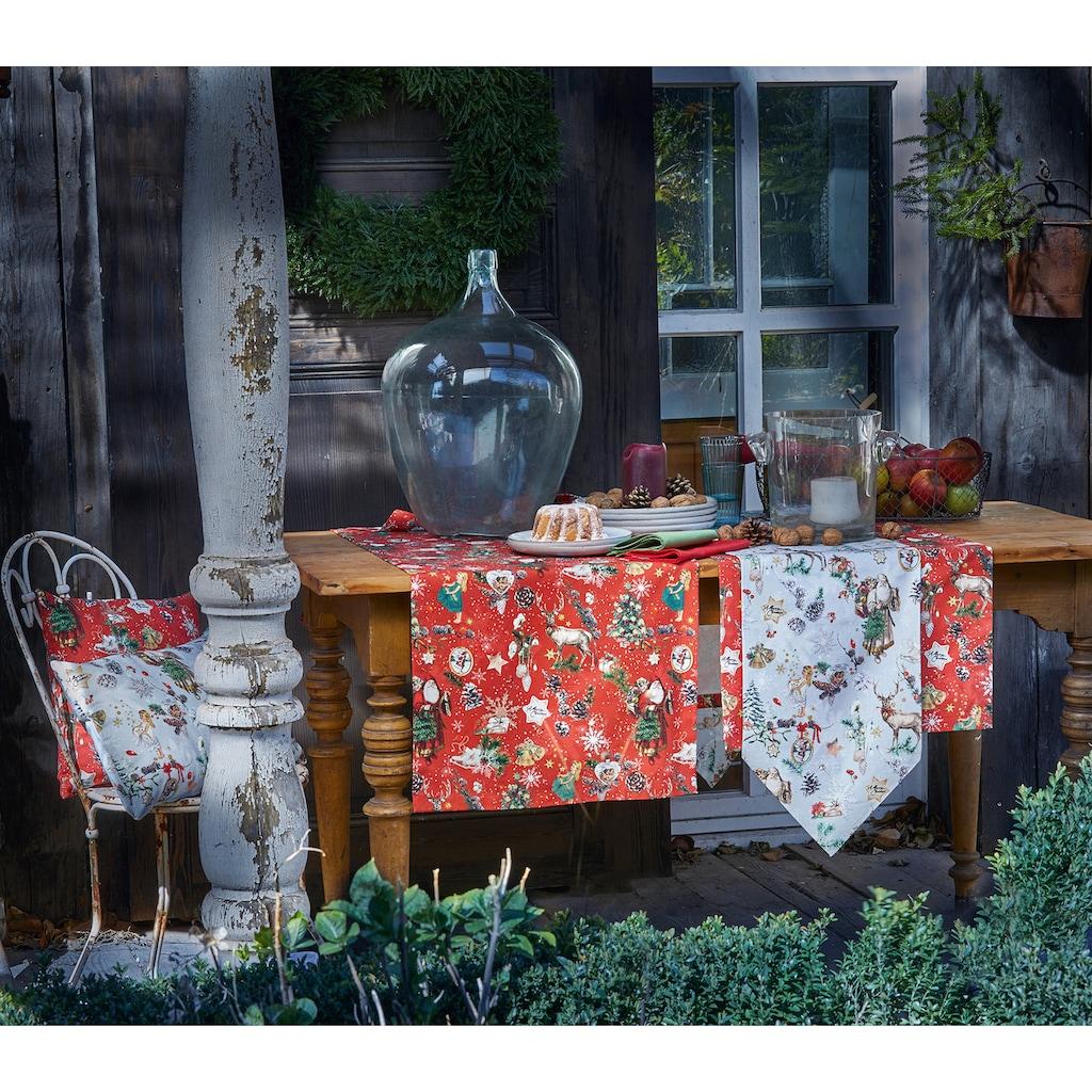 APELT Tischläufer »3610 Winterwelt«, Digitaldruck