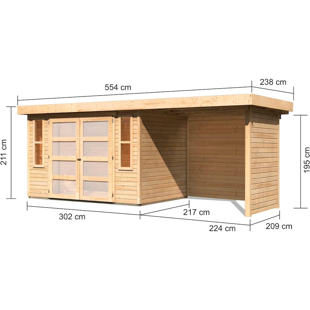Karibu Gartenhaus »Mühlendorf 4«